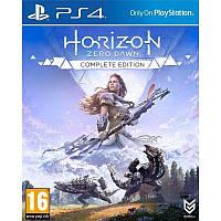 Игра Horizon Zero Dawn - Complete Edition для Sony PS 4 (русская версия)