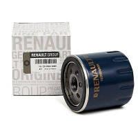 Масляный фильтр на Рено Лагуна III 1.5dci K9K/ Renault Original 152089599R