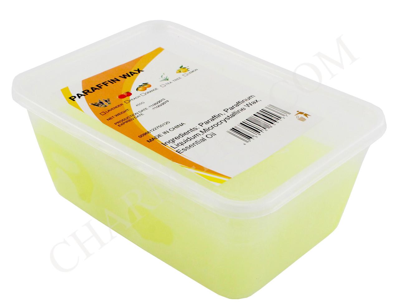 Парафин для парафинотерапии (Лимон)
