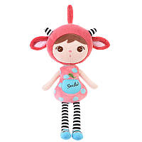 Мягкая кукла Keppel Smile Pink, 46 см Metoo, фото 1