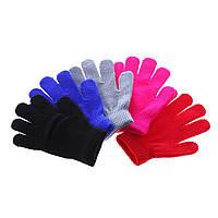 Обязательный ассортимент вашего магазина на зимнюю пору года - детские перчатки от 7 км орг