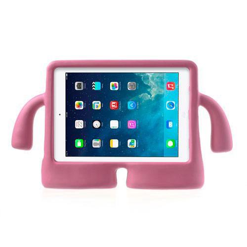 """Детский чехол для планшета iGuy Pink для iPad Air/Air 2/9.7"""" (2017/2018)"""