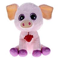 Свинка Глазастик, 24 см, «FANCY» (GSV0\S)