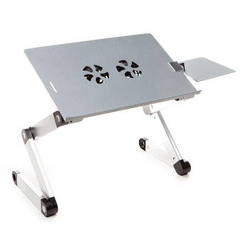 Подставка под ноутбук с 2-мя вентиляторами