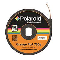 Картридж с нитью 1.75мм/0.75кг PLA Polaroid ModelSmart 250s, оранжевый