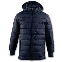 Куртка зимняя мужская Joma Coat Nylon Royal 100659.300 Темно-синяя