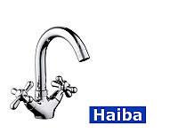Смеситель для кухни Haiba Dominox-274