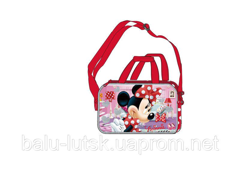 43465e69e99c Красная сумка для девочки с Минни , цена 205 грн., купить в Луцке — Prom.ua  (ID#613167979)