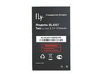 Аккумулятор (батарея) FLY BL-4007 /DS123 (2000 mAh)