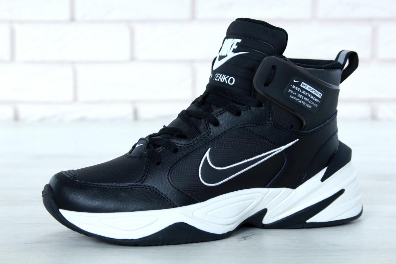 Мужские кроссовки Nike M2K Tekno Winter черные