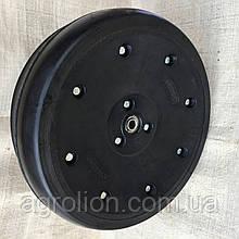 """Колесо опорне в зборі 4,5"""" x 16"""" , JD – внутрішній диск  мет.AA41359"""