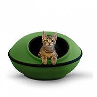 K&H Mod Dream Pod домик-лежак для кошек 56 х 56 х 29 см, фото 1