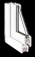 Металлопластиковые окна Euro-design 60