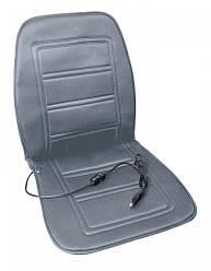 Накидка на сиденье с подогревом Lavita 60 Вт/12 В 1 шт Cерая (LA 140401GR)