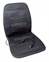 Накидка на сиденье с подогревом Lavita 60 Вт/12 В 1 шт Черная (LA 140401BK)