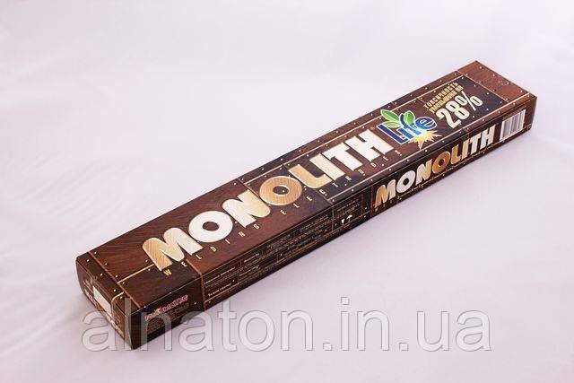 Электроды Монолит РЦ 2,5 мм (уп.1кг)