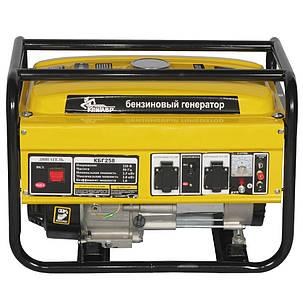 Генератор бензиновый Кентавр КБГ-258 (2,8кВт), фото 2