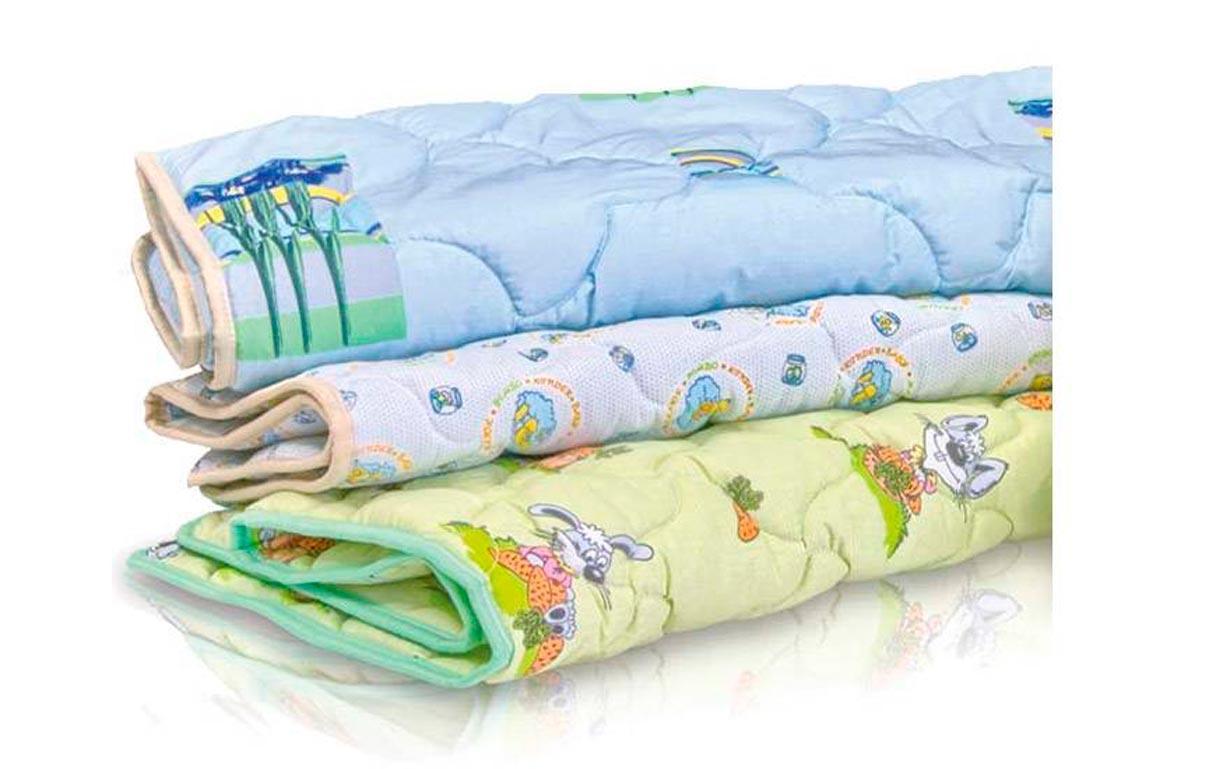 Одеяло Малыш 110х140 см. Велам