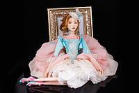 Будуарные куклы ручной работы класса премиум