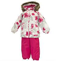 Зимний термокостюм для девочки 1-4 лет р. 86-104 AVERY ТМ HUPPA 7417117297c91