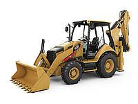 Экскаватор-погрузчик 422F Cat