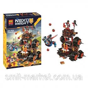 Конструктор Nexo Knights Мобильная Крепость Фортекс