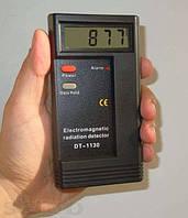 Детектор тестер электромагнитного поля излучения радиации DT-1130