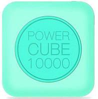 Портативная батарея MiPow Power Cube 10000 mAh Light Blue