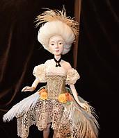 Авторская, коллекционная кукла ручной работы MaCherry