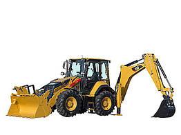Экскаватор-погрузчик 434F2 Caterpillar