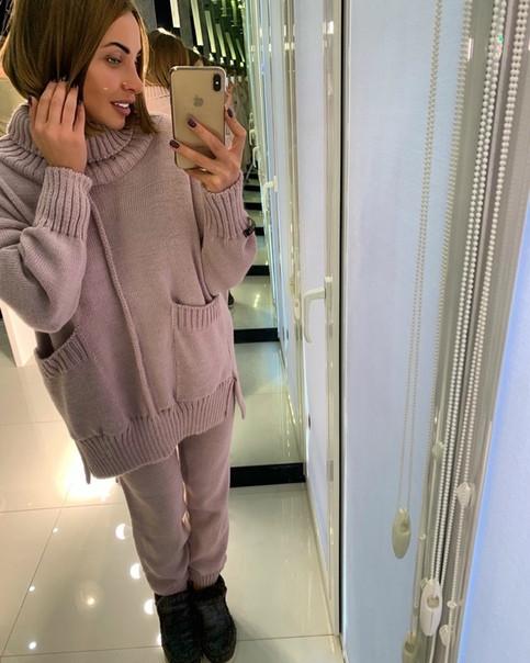женский вязаный костюм Nice цена 1 000 грн купить в харькове