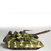 Танк Т-90 со светом и звуком