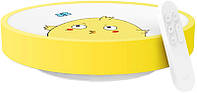 Смарт-лампа Yeelight LED Ceiling Light Kids Edition Yellow, фото 1