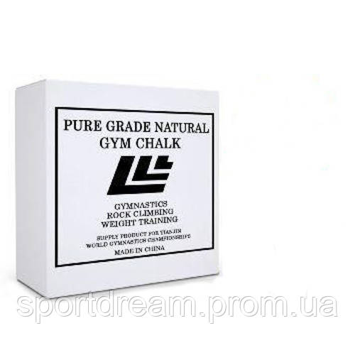 Тальк гимнастический C-0027 (магнезия)  упаковка 8 брикетов