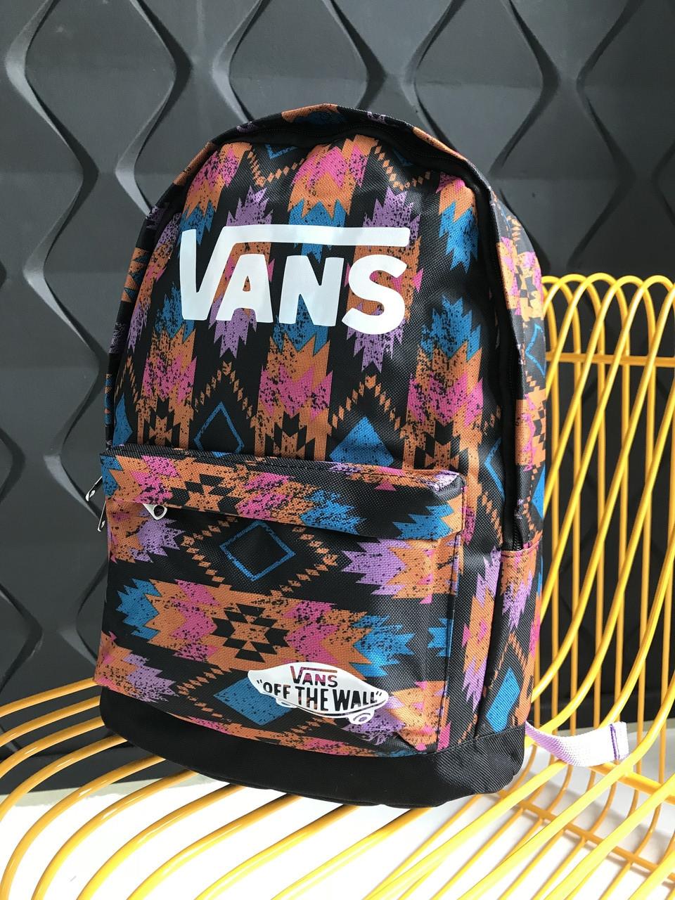 Рюкзак спортивньій R-09-142 VANS дизайн
