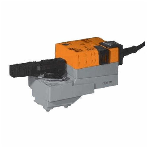 Электроприводы для шаровых клапанов NR24A-S
