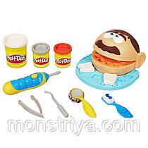 Пластилин, тесто для лепки Play-Doh.Плей до. Мистер Зубастик. Киев.