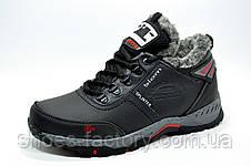 Мужские зимние ботинки Splinter, кожаные, фото 3