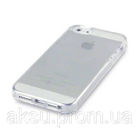 Силиконовый чехол для iPhone 6 plus / 6s plus Прозрачный
