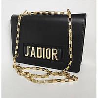 Женская сумочка J'adior (Жадиор), черный цвет, фото 1