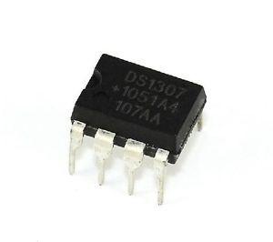 Часы реального времени DS1307, DIP8