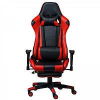 """Компьютерное кресло для геймера """"Zeus Drive"""" Red"""