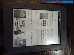 Электронная книга Barnes & Noble NOOK Simple Touch BNRV300, фото 2