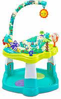 Интерактивный столик-прыгунки Caretero Tropical (Toyz)