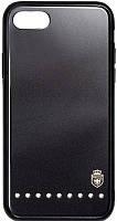 Чехол-накладка Remax Batili Series Glass Case Apple iPhone 7/8 Black