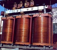 Ремонт обмоток силового трансформатора