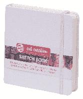 Блокнот для графики Royal Talens Art Creation белый 12х12см 140 г/м2 80 листов (8712079383565)