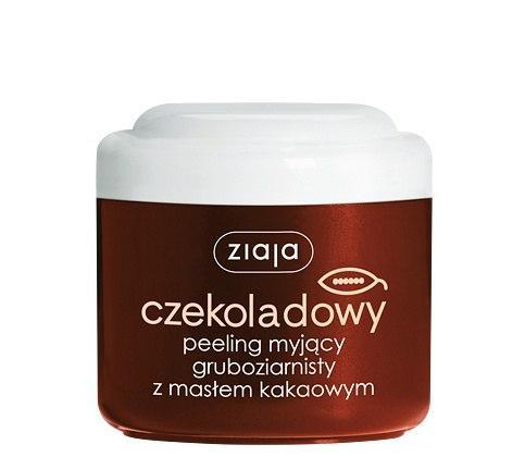 """Ziaja Пилинг для тела грубозернистый """"Масло какао"""""""