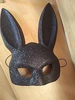 Маска кролик з відблиском, фото 1