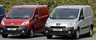 Ситроен Джампи / Пежо Эксперт (Citroen Jumpy / Peugeot Expert)